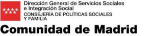Logo de la Comunidad de Madrid