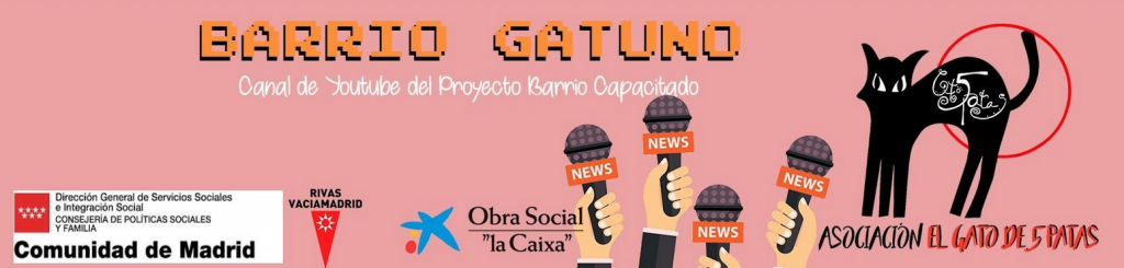 Canal Barrio Gatuno